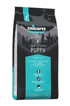 Chicopee - Сухой корм беззерновой для щенков всех пород (ягненок с картофелем) HNL Puppy Lamb & Potato - фото 21486