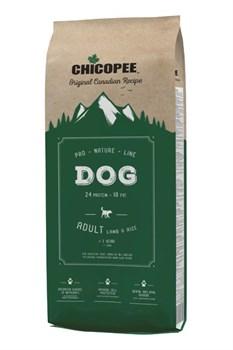 Chicopee - Сухой корм для взрослых собак всех пород (ягненок с рисом) PNL Adult Dog Lamb & Rice - фото 21540