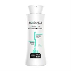 Biogance - Шампунь для кошек с жирной шерстью Fresh'n'Pure Shampoo Chat - фото 21654