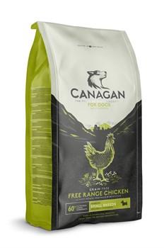 Canagan - Сухой корм для собак мелких пород (с цыпленком) GF Free-Run Chicken - фото 21867