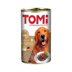 Tomi - Консервы для собак (3 вида птицы) - фото 22004