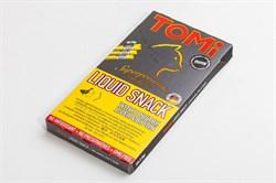 Tomi - Лакомство-соус для кошек 8шт х 15г (домашняя птица) + биотин - фото 22016