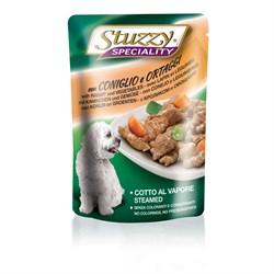 Stuzzy - Консервы для собак (с кроликом и овощами) Speciality Dog - фото 22035