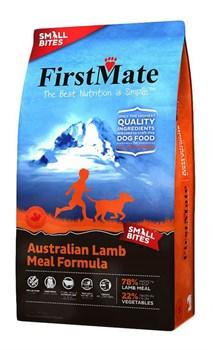 FirstMate - Сухой беззерновой корм для щенков и собак мелких пород (с ягненком) Australian Lamb Small Bites - фото 22187