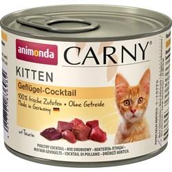 Animonda - Консервы для котят (мясной коктейль) CARNY Kitten - фото 22213