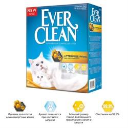 Ever Clean - Комкующийся наполнитель для кошек для идеально чистых лап (с крупными гранулами) LitterFree Paws - фото 22239