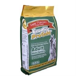 "Frank's ProGold - Сухой корм для собак малых пород ""Куриное барбекю"" Adult Mini Bites - фото 22263"
