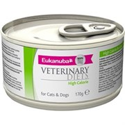 Eukanuba - Консервы хай калории для кошек и собак (курица с рисом) Veterinary Diets High Calorie for Cats & Dogs