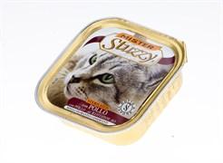 Mr. Stuzzy - Консервы для стерилизованных кошек (с курицей)