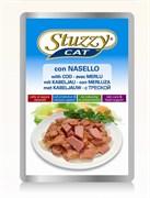 Stuzzy - Паучи для кошек (с треской)