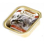 Mr. Stuzzy - Консервы для кошек (с лососем)