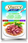 Stuzzy - Паучи для кошек (с кроликом в желе)