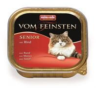 Animonda - Консервы для кошек старше 7 лет (с говядиной) Vom Feinsten Senior