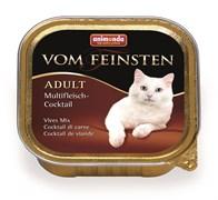 Animonda - Консервы для взрослых кошек (коктейль из разных сортов мяса) Vom Feinsten Adult