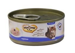 Мнямс - Консервы для котят (курица в нежном желе)