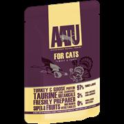AATU - Паучи для кошек (индейка и гусь) TURKEY & GOOSE