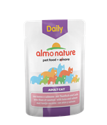"Almo Nature - Паучи для кошек ""Меню с Тунцом и Лососем"" Daily Menu Cat Tuna and Salmon"