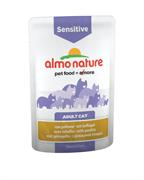 Almo Nature - Паучи для кошек для улучшения работы кишечника (с птицей) Functional Sensitive with Poultry