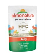 "Almo Nature - Паучи для кошек ""Тунец в Желе"" Classic Nature Jelly Tuna"