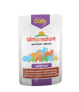 "Almo Nature - Паучи для кошек ""Меню с Телятиной и Ягненком"" Daily Menu Cat Veal and Lamb"