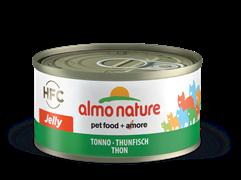 """Almo Nature - Консервы для Кошек """"Тунец в желе"""" HFC Jelly Adult Cat Tuna"""