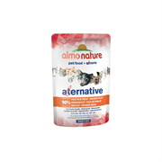 "Almo Nature Alternative - Паучи для кошек ""Куриное филе"", 90% мяса Alternative Chicken Fillet"