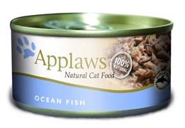 Applaws - Консервы для кошек (с Океанической рыбой) Cat Ocean Fish