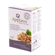 "Applaws - Набор паучей для кошек ""Радуга вкусов в желе"" Cat Jelly Pouch Multipack"