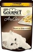 Purina Gourmet - Влажный корм для кошек (с курицей и пастой a la Perline) A la Carte
