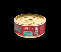 """Molina - Консервы для кошек """"Цыпленок с манго в соусе"""""""
