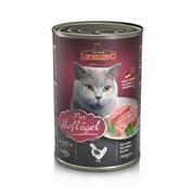 Leonardo - Консервы для взрослых кошек (с птицей) Quality Selection Pure Poultry