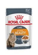 Royal Canin - Паучи для кошек для кожи и шерсти (в желе) INTENSE BEAUTY