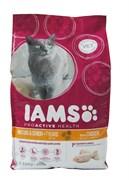 Iams - Сухой корм для пожилых кошек (с курицей) ProActive Health Mature & Senior with Chicken