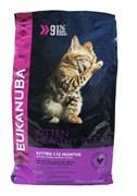 Eukanuba - Сухой корм для котят (с курицей и печенью) Cat Kitten Chicken & Liver