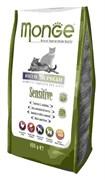 Monge - Сухой корм для кошек с чувствительным пищеварением (курица) Cat Sensitive