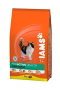 "Iams - Сухой корм для кошек ""Хэйрболл"" (с курицей) ProActive Health Adult Hairball"