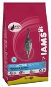 Iams - Сухой корм для пожилых кошек (с океанической рыбой) ProActive Health Mature & Senior with Ocean Fish