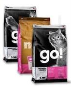 GO! Natural Holistic - Сухой корм для кошек (холистик меню) Go & Now Natural Holistic Menu