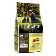 Pronature Holistic - Сухой корм для котят (курица со сладким картофелем)