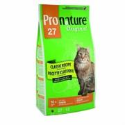 Pronature Original - Пронатюр 27 сухой корм для кошек, облегченный (цыпленок)