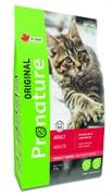 Pronature Original - Сухой корм для кошек (с курицей и ягненком)
