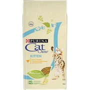 Purina Cat Chow - Сухой корм для котят (с домашней птицей)