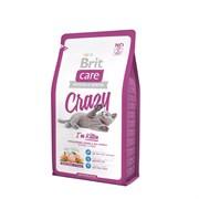Brit - Сухой корм для котят, беременных и кормящих кошек Care Cat Crazy Kitten