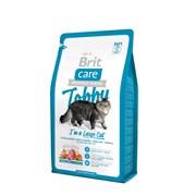 Brit - Сухой корм для кошек крупных пород Care Cat Tobby