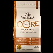 Wellness Core - Сухой беззерновой корм для взрослых кошек (с индейкой и курицей) Original