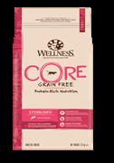 Wellness Core - Сухой беззерновой корм для кастрированных котов и кошек (с лососем) Sterilised