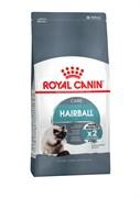 Royal Canin - Сухой корм для взрослых кошек для выведения шерсти HAIRBALL CARE