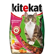"""Kitekat - Сухой корм для кошек """"Телятинка аппетитная"""""""