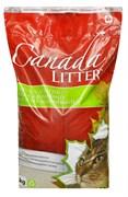 "Canada Litter - Наполнитель комкующийся ""Запах на замке"" для кошек (с ароматом лаванды) Scoopable Litter"