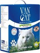 Van Cat - Наполнитель комкующийся для кошек (с антибактериальным эффектом) Antibacterial